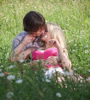 Spännande platser för sommarsex